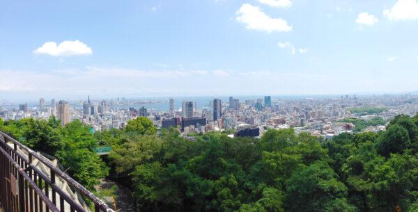 ビーナスブリッジから見た神戸市街地 4