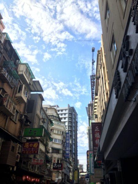 街並みin台湾