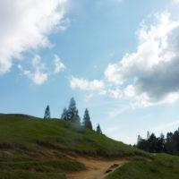 青空と草原 2