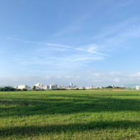 大阪の街並み 1