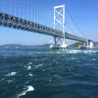 鳴門海峡大橋渦潮 2