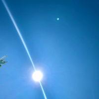 太陽と空 1