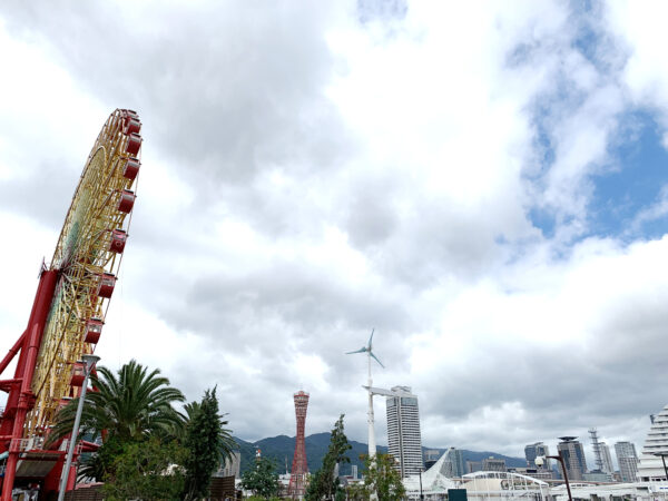 神戸ハーバーランド 1