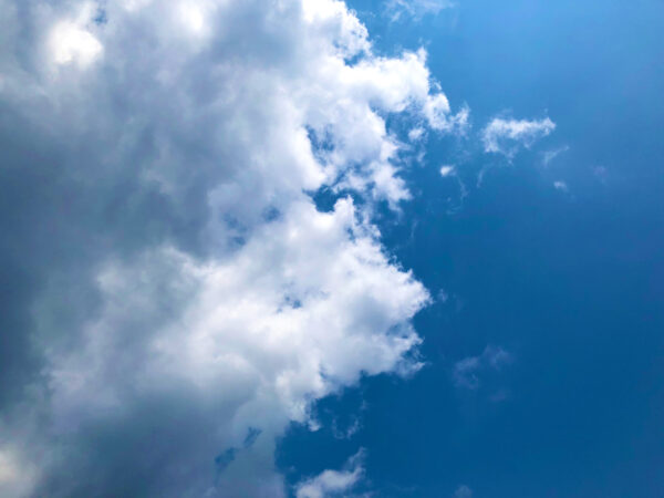 雲と空 6