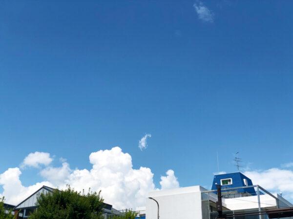 雲と空 9