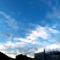 雲と空 8