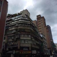 台北 街並み 角