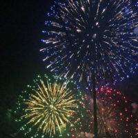 淀川の花火 1