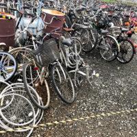自転車のスクラップ 2