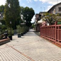 北野町広場の石畳 1