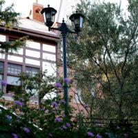 北野の街灯 3