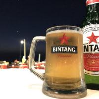 バリのビンタンビール 2