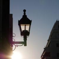 北野の街灯 1