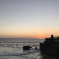 タナロット寺院と海 8