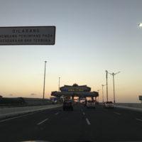 バリの高速道路 2