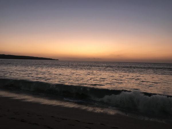 バリのジンバランビーチ 5