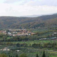 イタリアの山間