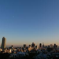 神戸北野 夕景 1