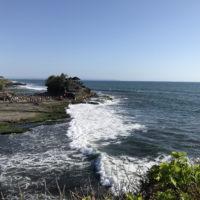 タナロット寺院と海 2