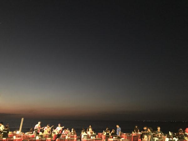 バリのジンバランビーチ 9
