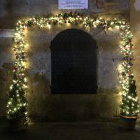 クリスマスのイタリアの町並み 3