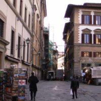 フィレンツェの朝
