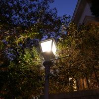 北野の街灯 5