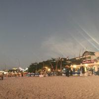 バリのジンバランビーチ 13