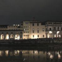 クリスマスのイタリアの町並み 6
