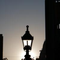 北野の街灯 2
