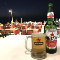 バリのビンタンビール 1