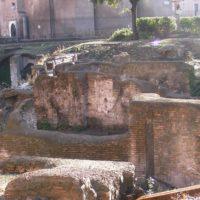ローマの遺跡