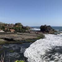 タナロット寺院と海 3