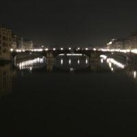 クリスマスのイタリアの町並み 4