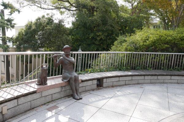 北野町広場にある銅像 4