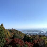 秋の神戸市 街並み 2