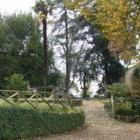イタリアの公園