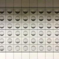 凹凸の壁 1