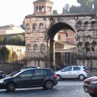 ローマの凱旋門