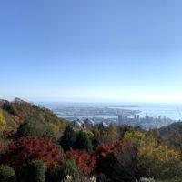 秋の神戸市 街並み 3
