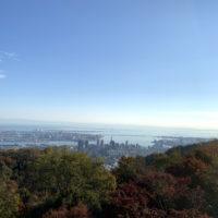 秋の神戸市 街並み 4