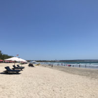 バリの海 2