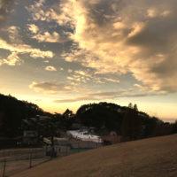六甲山の夕焼け 1