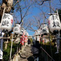 北野天満神社の石段 1