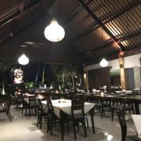 バリのおしゃれなレストラン 2
