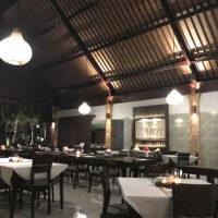 バリのおしゃれなレストラン 1