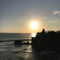 タナロット寺院と海 11