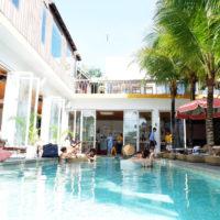 バリ島のとあるホテルのプール 2