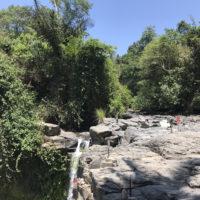 バリの滝 4