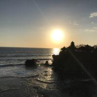 タナロット寺院と海 10